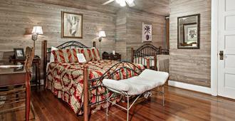 1896 O'Malley House - ניו אורלינס - חדר שינה