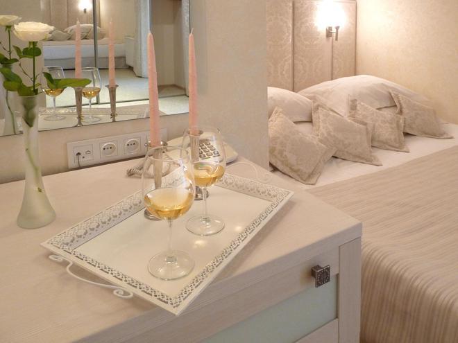 Eney Hotel - Lviv - Bedroom