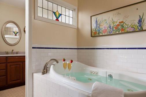 Cornerstone Bed & Breakfast - Φιλαδέλφεια - Μπάνιο