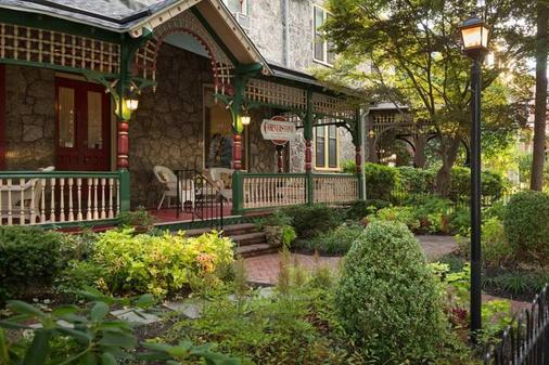 Cornerstone Bed & Breakfast - Φιλαδέλφεια - Κτίριο