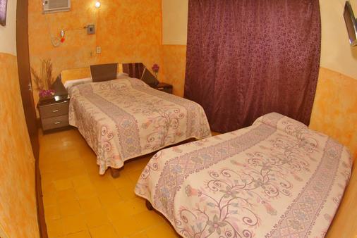 Hotel México - Mazatlán - Phòng ngủ