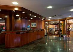 Hotel Cervol - Andorra la Vella - Front desk