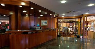 Hotel Cervol - Andorra la Vieja - Recepción