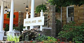 The Highland Inn - Atlanta - Building