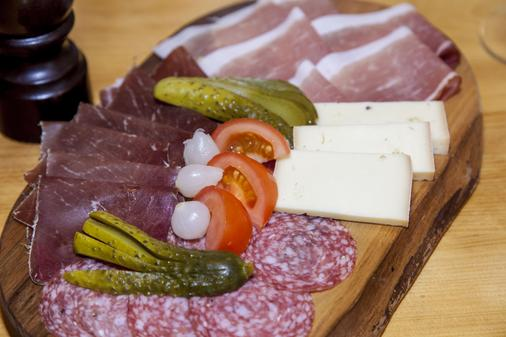 Hotel Frisal - Breil/Brigels - Food