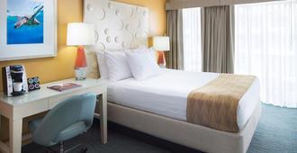 Coconut Waikiki Hotel - Honolulu - Kamar Tidur