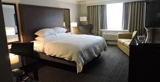 米斯蒂克希爾頓酒店 - 密斯提克 - 米斯蒂克 - 臥室