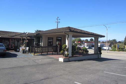 Monterey Fairgrounds Inn - Monterey - Building