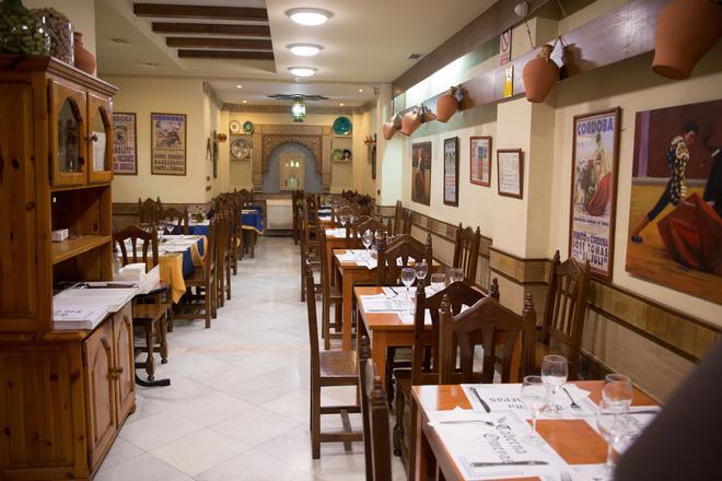 Los Omeyas - Córdoba - Ravintola