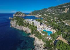 Akrotiri Beach - Korfu - Rakennus