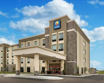Comfort Inn & Suites - Harrisburg Airport - Hershey South - Middletown - Gebäude