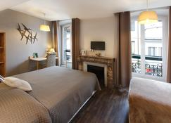 Atipik Hotel Alexandra - Annecy - Yatak Odası