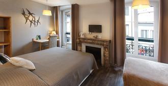 Atipik Hotel Alexandra - Annecy - Κρεβατοκάμαρα