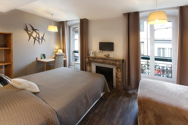 Atipik Hotel Alexandra - Annecy - Phòng ngủ