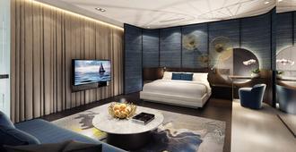 One15 碼頭俱樂部 - 新加坡 - 臥室
