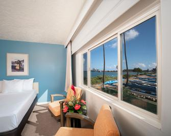 Maui Seaside Hotel - Kahului - Living room