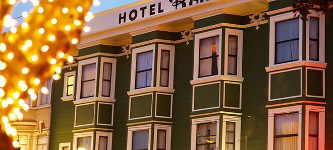 Hotel Boheme - San Francisco - Building