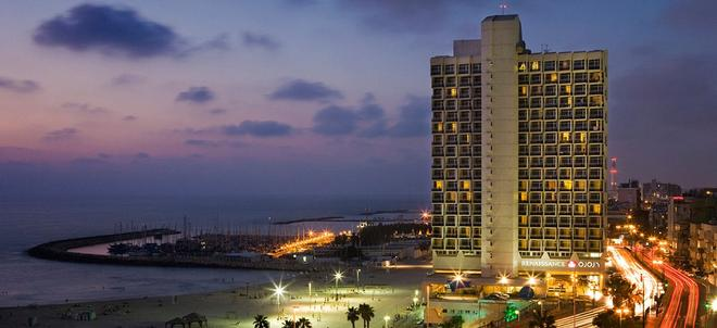 Renaissance Tel Aviv Hotel - Tel Aviv - Rakennus