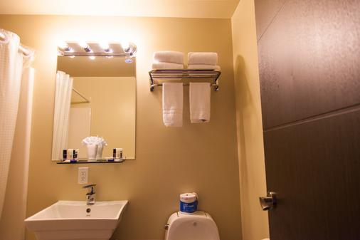 Best Lynnwood Inn - Lynnwood - Bathroom