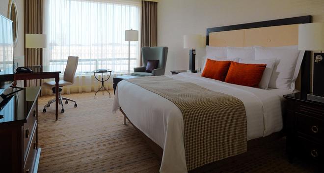 Copenhagen Marriott Hotel - Copenhagen - Phòng ngủ