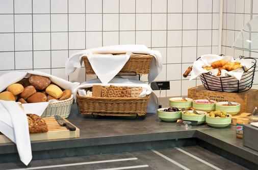 布羅瑪空運酒店 - 布洛馬 - 斯德哥爾摩 - 自助餐