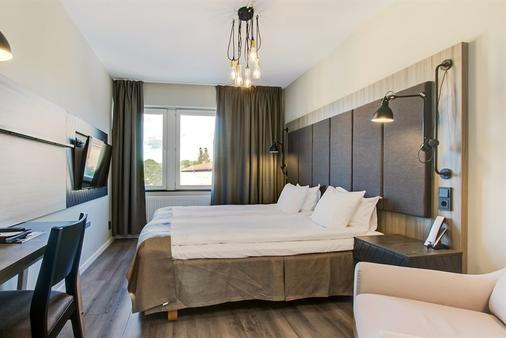 布羅瑪空運酒店 - 布洛馬 - 斯德哥爾摩 - 臥室