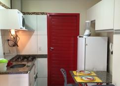 Flat & Residence Premium - Campo Grande - Küche