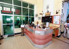 New Palm Tree Hotel - Mombasa - Σαλόνι ξενοδοχείου