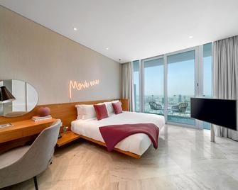 FIVE Jumeirah Village Dubai - Dubaj - Bedroom