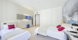 B&B Hotel Trieste - Trieste - Soverom