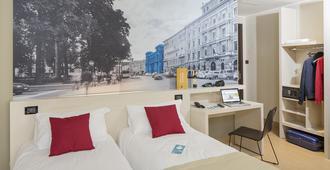 B&B Hotel Trieste - Trieste - Yatak Odası