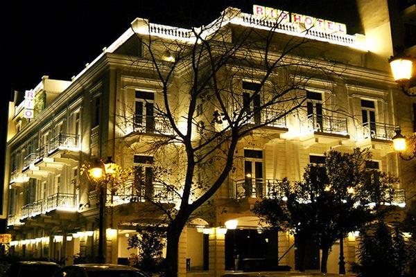 Hotel Rio Athens - Αθήνα - Κτίριο