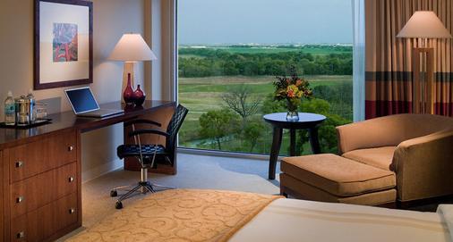 DFW 萬豪酒店及高爾夫俱樂部 - 沃斯堡 - 沃思堡 - 臥室