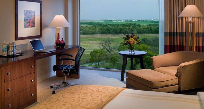 Dallas/Fort Worth Marriott Hotel & Golf Club at Champions Circle - Fort Worth - Habitación