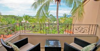 Jardin del Eden Boutique Hotel – Adults Only - Tamarindo - Balcone