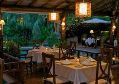 Jardín Del Edén Boutique Hotel - Adults Only - Tamarindo - Ravintola