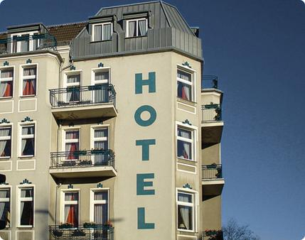 Hotel Larat - Βερολίνο - Κτίριο