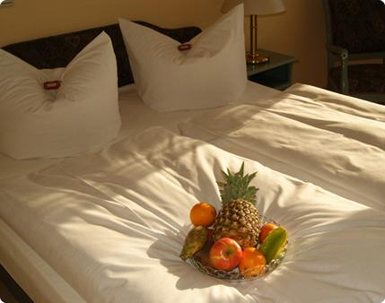 Hotel Larat - Βερολίνο - Κρεβατοκάμαρα