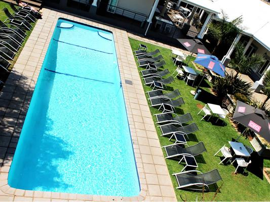 The Aviator Hotel Or Tambo International Airport - Kempton Park - Uima-allas