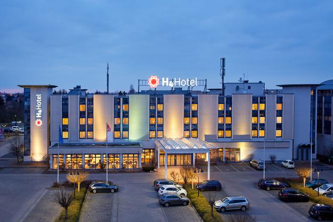 H4 Leipzig - Λειψία - Κτίριο
