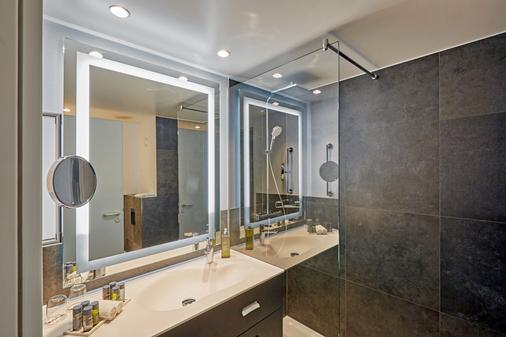 萊比錫華美達 - 萊比錫 - 萊比錫 - 浴室