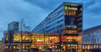 H+ Hotel Salzburg - Salzburg - Rakennus