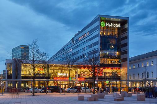 H+ Salzburg - Salzburg - Toà nhà
