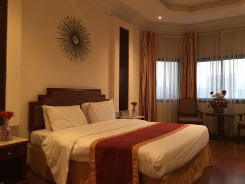 Bahrain Carlton Hotel - Manama - Phòng ngủ