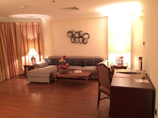 Bahrain Carlton Hotel - Manama - Phòng khách