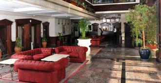 Bahrain Carlton Hotel - מאנאמה - לובי