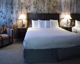 Mission Inn - Santa Cruz - Bedroom