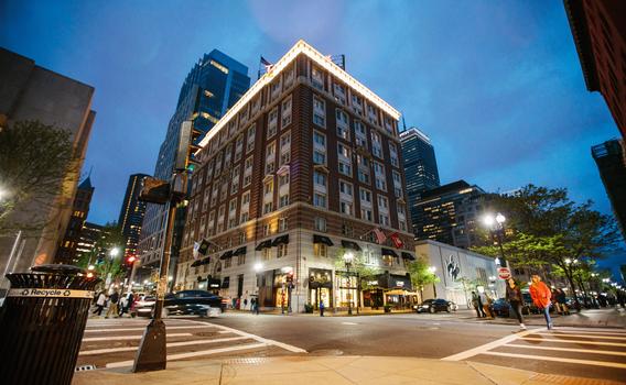 Hotels In Boston >> The Lenox 142 5 5 4 Boston Hotel Deals Reviews Kayak