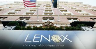 The Lenox Hotel Boston - Boston - Building