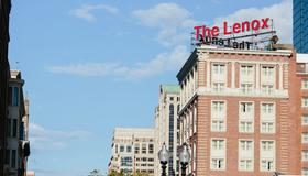 The Lenox Hotel Boston - Boston - Edificio